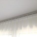 Falten klassisch (Vorhang mit klassischen Falten)