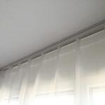 Falten modern (Vorhang mit modernen Falten)