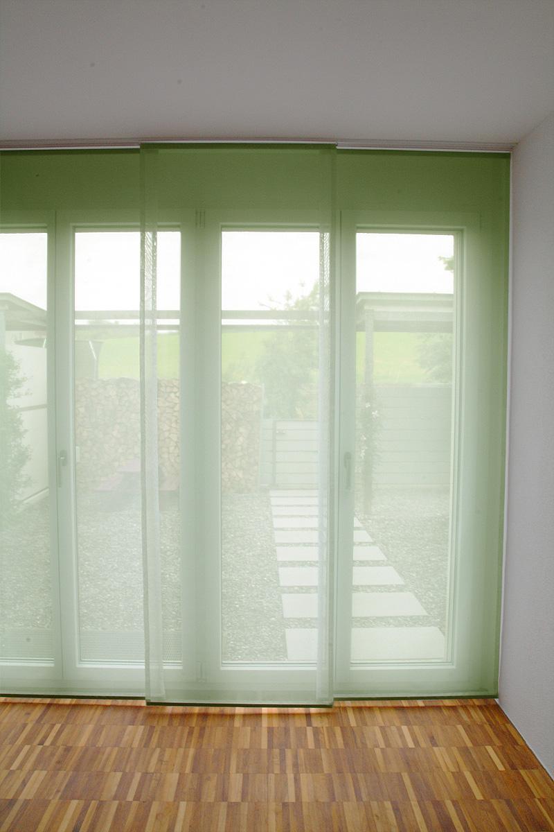 fl chenvorhang geneva mintgr n. Black Bedroom Furniture Sets. Home Design Ideas