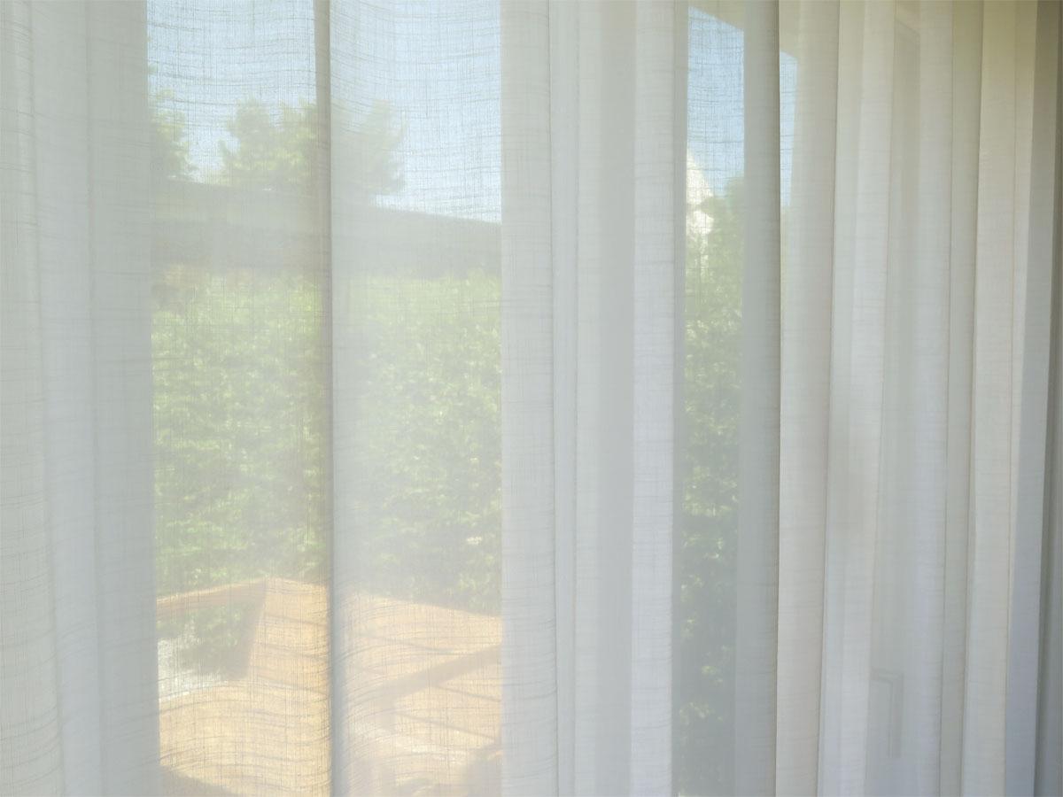 tagvorhang palermo leinenoptik weiss gelb beige braun grau schwarz. Black Bedroom Furniture Sets. Home Design Ideas