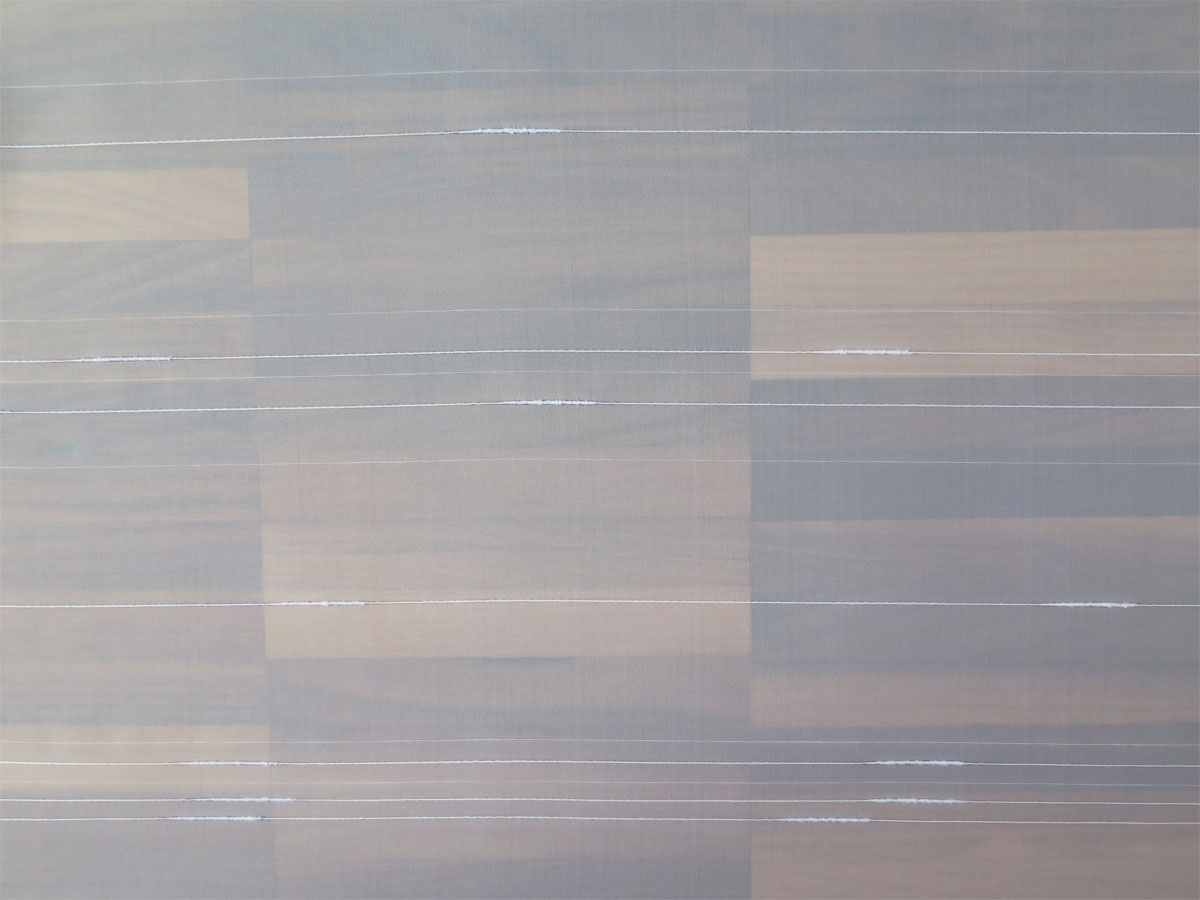 stoffmuster kostenlos tagesvorhang murten in weiss mit feinen l ngsstreifen. Black Bedroom Furniture Sets. Home Design Ideas