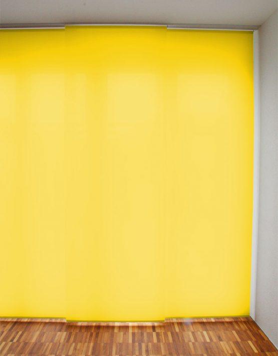 fl chenvorhang berlin weiss beige hellbraun hellgrau grau anthrazit. Black Bedroom Furniture Sets. Home Design Ideas