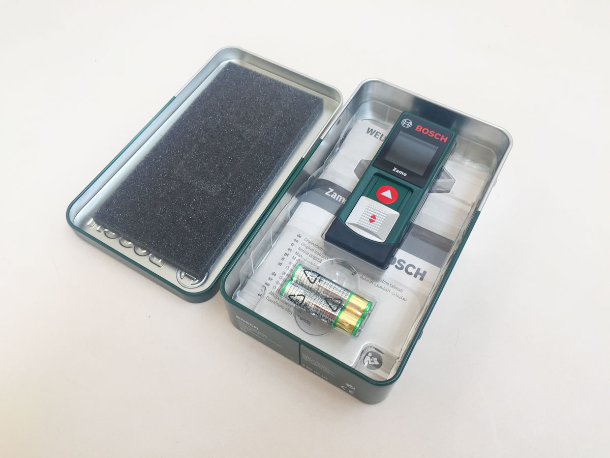 Bosch Entfernungsmesser Zamo 2 : Bosch easy laser entfernungsmesser zamo ii ebay