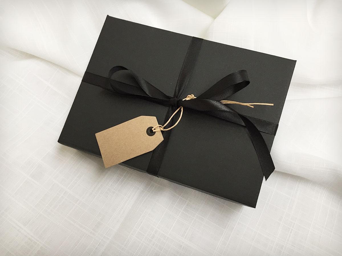 Geschenkbox Weihnachten.Geschenkbox Mit Gutschein Weihnachts Set