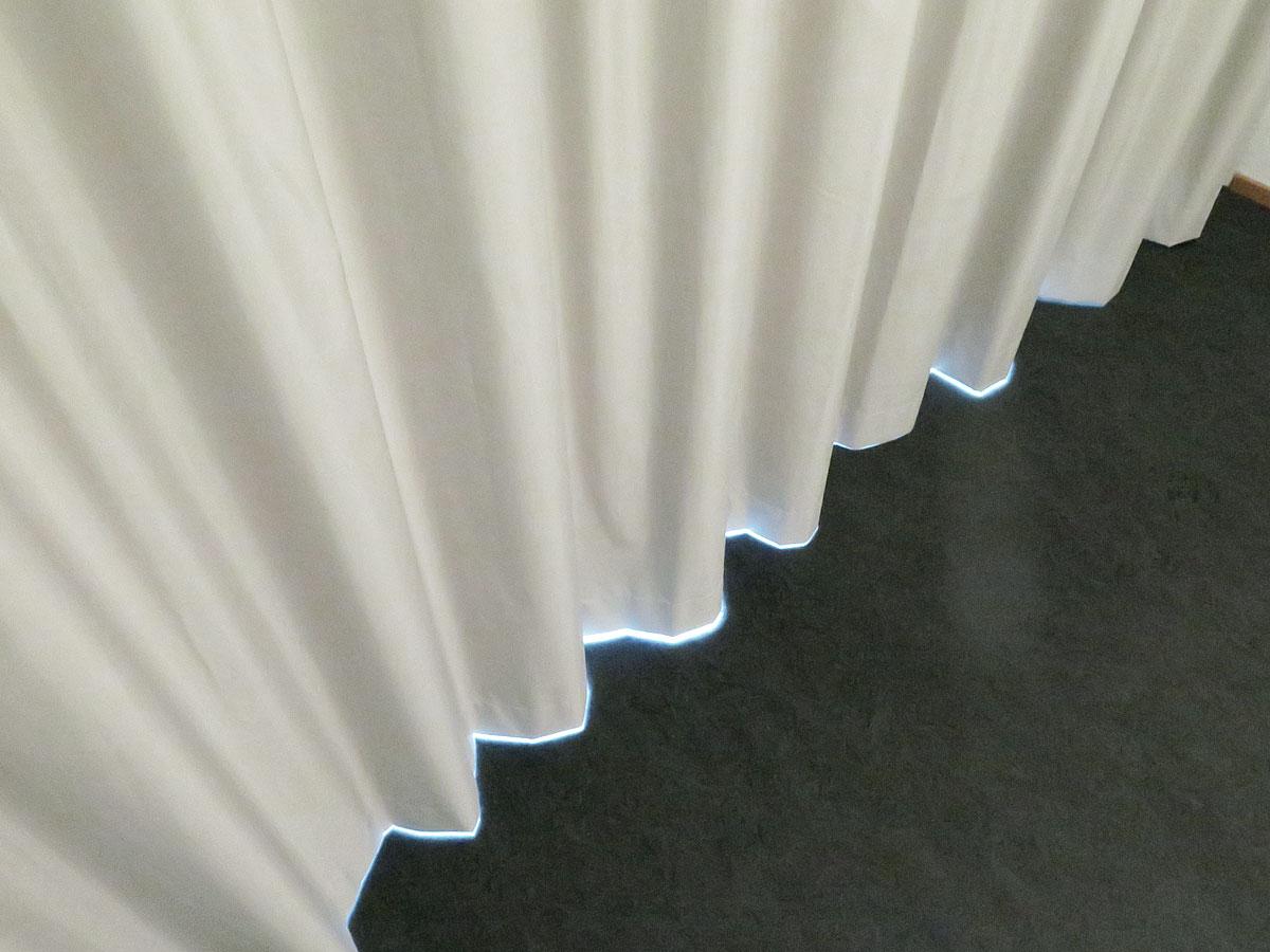 abdunkelnde vorhnge elegant for friends senschal ocean. Black Bedroom Furniture Sets. Home Design Ideas