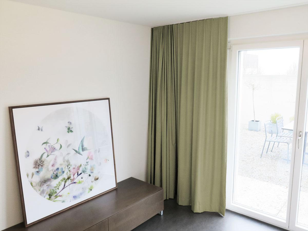 blackout vorhang ablion 100 verdunkelung ecruweiss. Black Bedroom Furniture Sets. Home Design Ideas