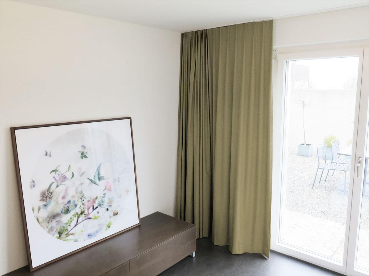 blackout vorhang fischbacher ablion 100 verdunkelung. Black Bedroom Furniture Sets. Home Design Ideas