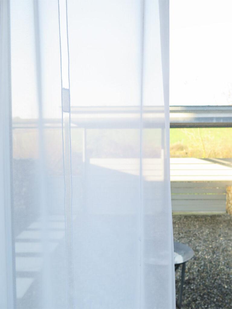vorhang transparent. Black Bedroom Furniture Sets. Home Design Ideas