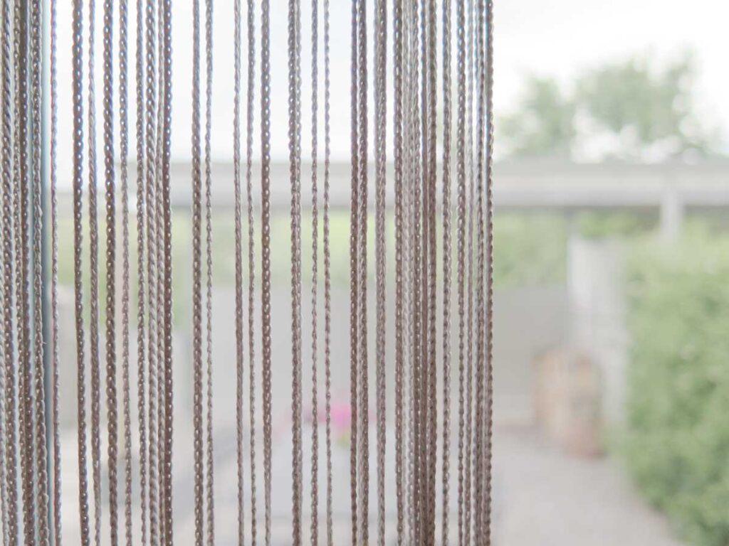 vorhang gegen fliegen – wohn-design