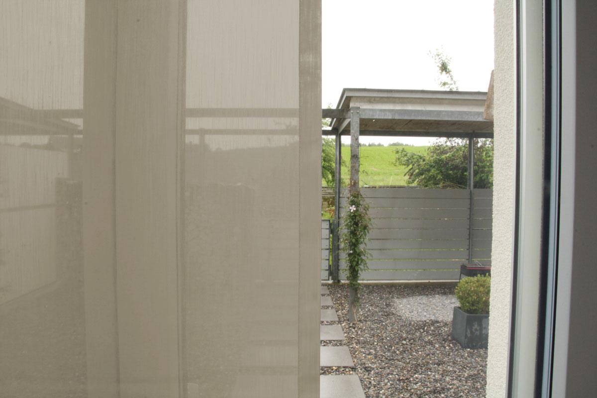 fl chenvorhang stuttgart in 20 farben edle struktur. Black Bedroom Furniture Sets. Home Design Ideas