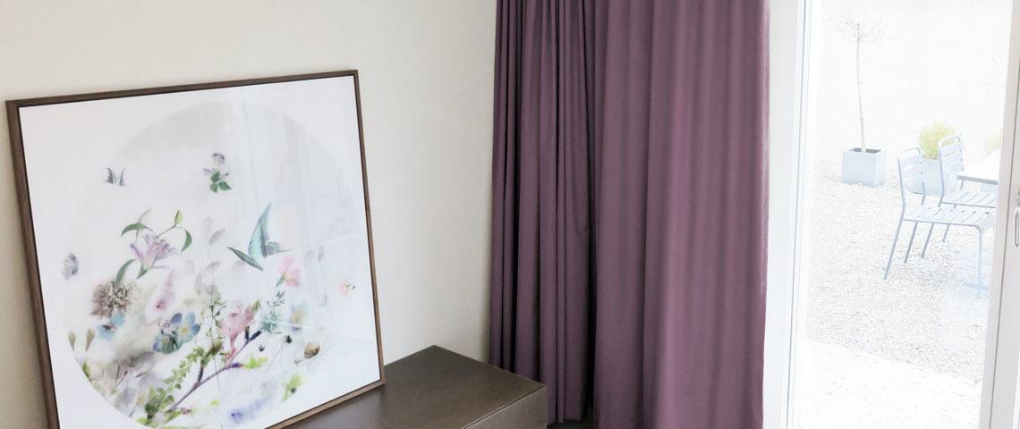 vorh nge schlafzimmer blickdicht massgeschneidert bei. Black Bedroom Furniture Sets. Home Design Ideas
