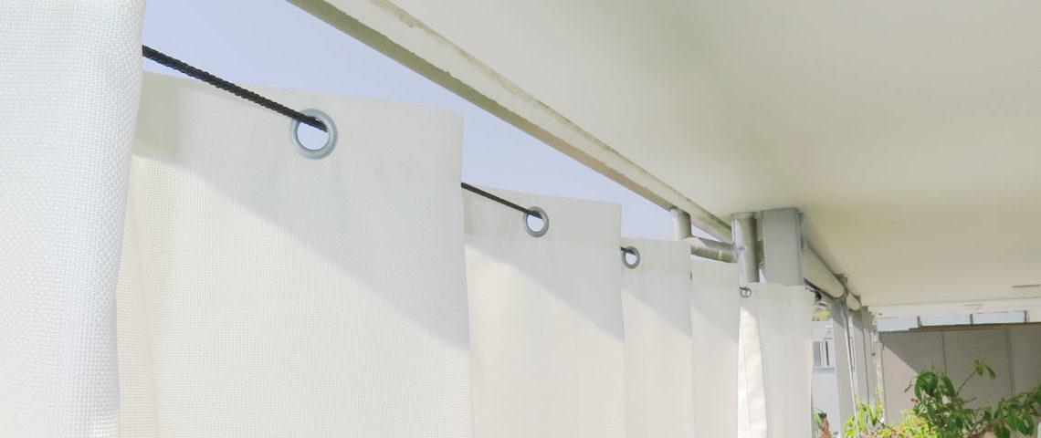 Vorhänge ohne Bohren | schnell & einfach bestellen - vorhangbox.ch