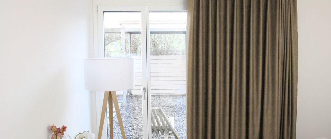 Vorhang Schallschutz » Einfach online bestellen - vorhangbox.ch