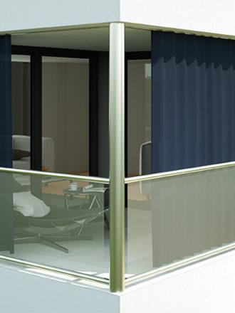 Outdoor-Vorhänge online bestellen: für Balkon & Garten ...